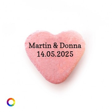 Names Personalised Candy hearts