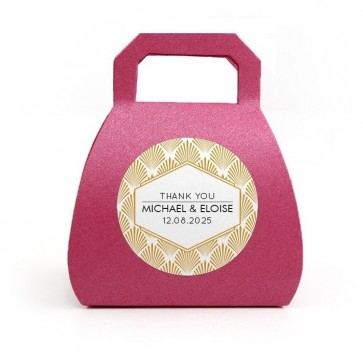 Create Your Own Purse Favour Box