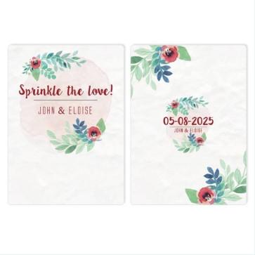 Vintage lace Confetti Sprinkles