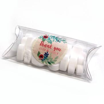 Rustic Garden Mini Pillow Box wedding favours