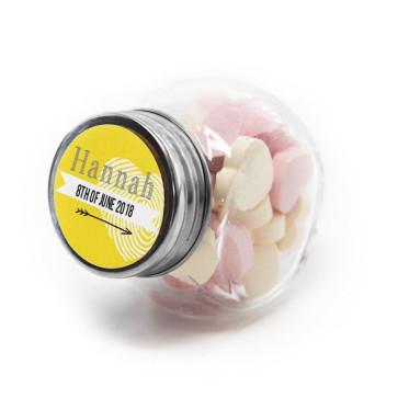 Sunshine Baby Shower Candy Jars