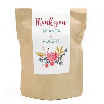 Create Your Own Wedding Bag Favour