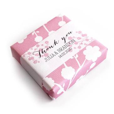 Wedding Favour Soap Blossom