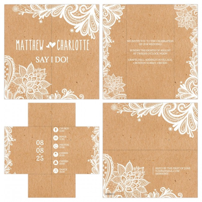 What to say on wedding card uk