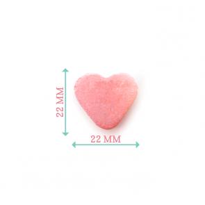 Train Candy Hearts