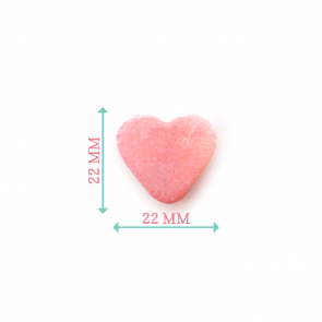 Text Candy Hearts