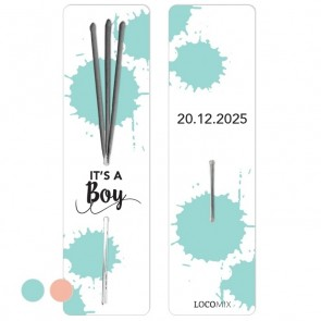 Create Your Own Baby Shower Sparklers