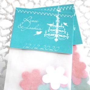 LoveBirds Flower Bags