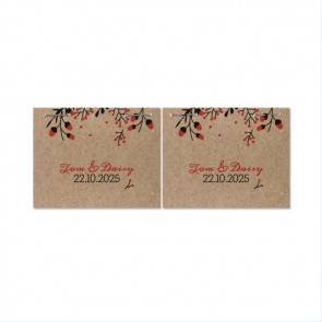 Winter Wedding Hot Cocoa Pack