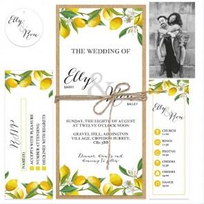 Wedding invitation bundle