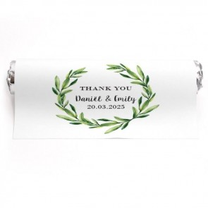 Create Your Own Mint to Be mint roll weddingn favours