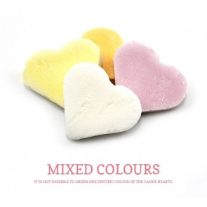 Hearts Big Candy Hearts