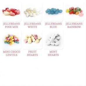 Splatter Candy Tubes