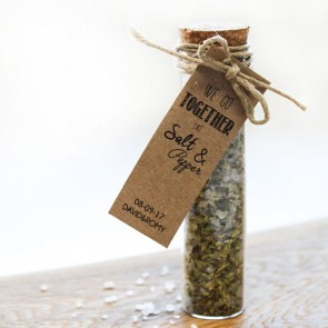 Salt & Pepper Herbal Tubes