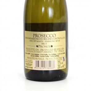 Classic Prosecco Favour