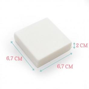 Bubble Square Baby Shower Soap