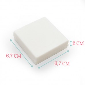 Baby Square Baby Shower Soap