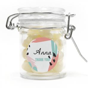 Memvis Baby Shower Weck Jar