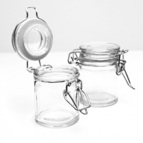 Baby Square Baby Shower Weck Jar