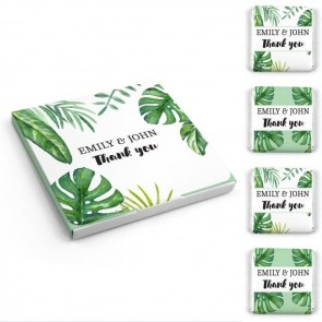 Create Your Own Wedding Chocolates Favour Box