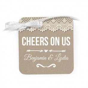 Rustig Wedding Tags