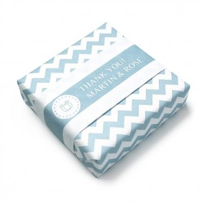 Wedding Favour Soap Pastel Chevron