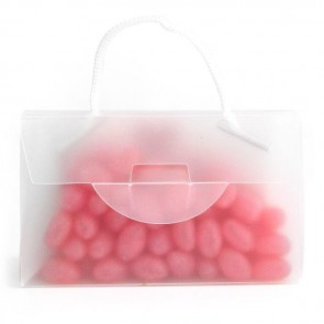 Dots Wedding Purse Favour Bag