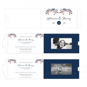 ChangeCard Winter Wedding