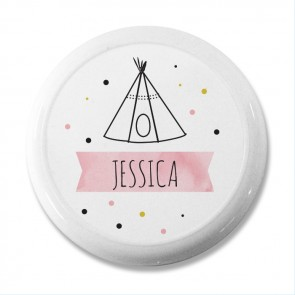 Indian Tipi Yoyo Baby Shower Favour