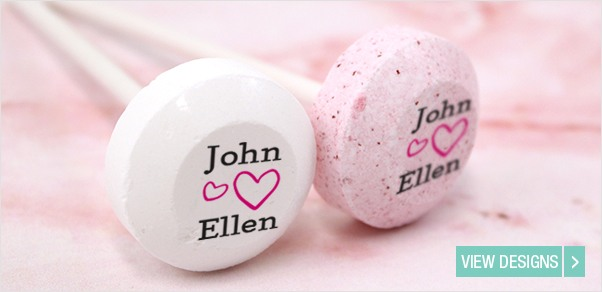 Weddnig-sweet-table-Lollipop-favours