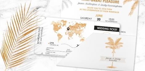 wedding-invitation-airplane-ticket